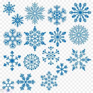copo nieve dibujo