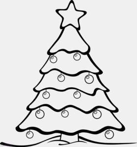 dibujos navideños faciles scaled