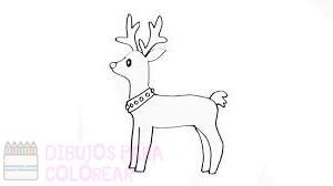 imagenes de reno navideño