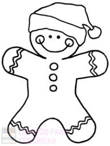 muñeco galleta jengibre shrek