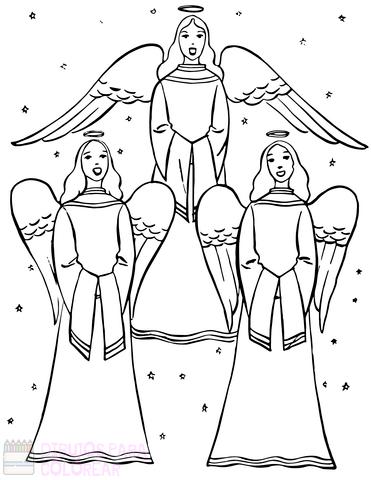 ᐈ Dibujos De Villancicos Top 30 Para Esta Navidad