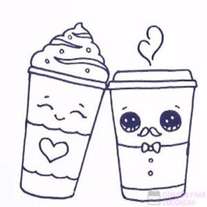 bebidas para dibujar