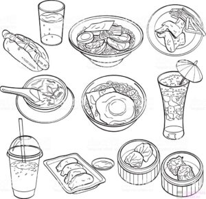 comidas divertidas