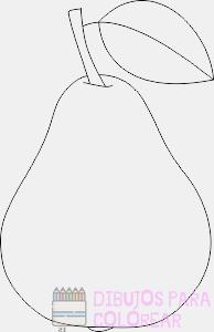 como dibujar pera
