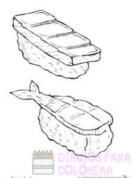 como dibujar sush