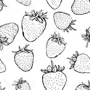 imagen de fresa animada scaled