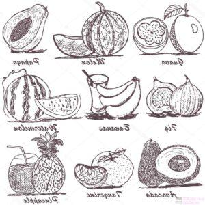 imagenes de frutas y verduras 1