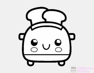 imagenes de pan animados