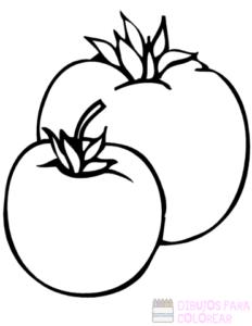 imagenes de tomates animados