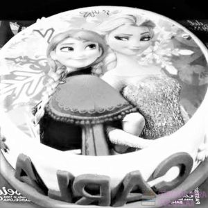 pasteles con fotografia