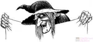 cara de bruja