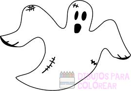 como hacer fantasmas de papel