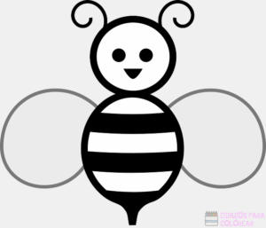 figuras de abejas