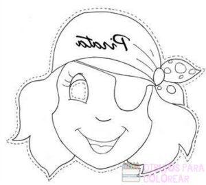 modelos de mascaras para niños