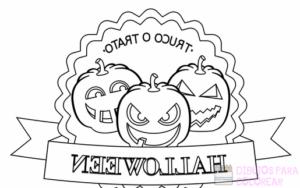 pinturas de halloween para niños