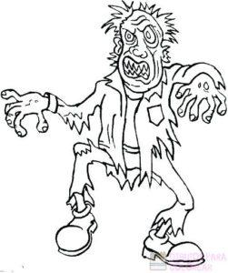 videos de zombies animados