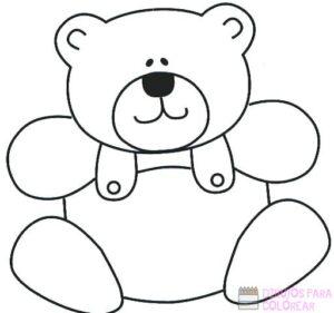 dibujo de oso