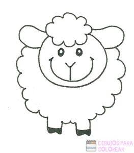 dibujos de ovejas animadas