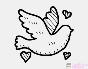 imagenes de palomas animadas
