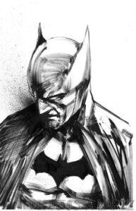 superman para dibujar